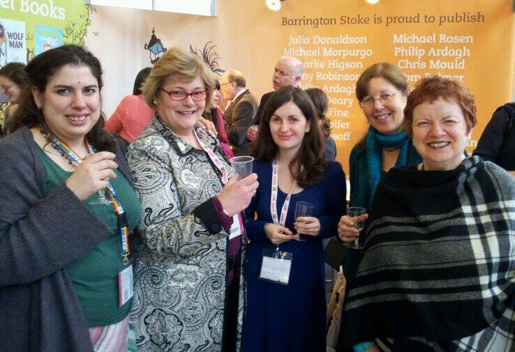 Barringtonstoke Party