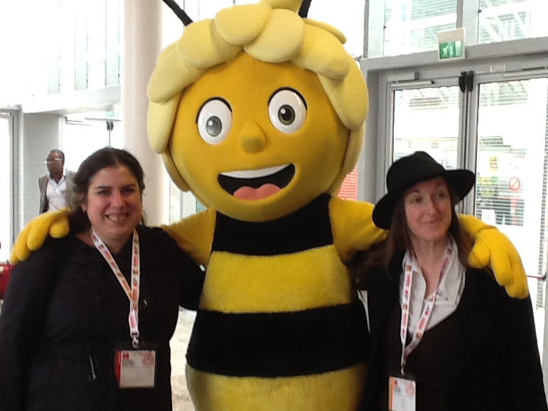Bee ware!